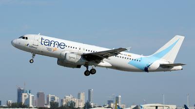 HC-CID - Airbus A320-232 - TAME Ecuador
