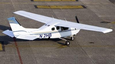 N2HB - Cessna P210N Pressurized Centurion - Private