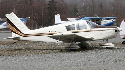 N7586R - Piper PA-28-140 Cherokee - Private