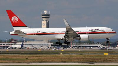 A picture of EIFMR - Boeing 767304(ER) - [28042] - © Urs RYSER � Alpes^^Air^^Pic