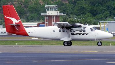 VH-TGG - De Havilland Canada DHC-6-300 Twin Otter - Sunstate Airlines