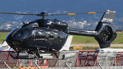 VP-CHB - Airbus Helicopters H145 - Private