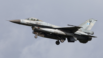 071 - Lockheed Martin F-16C Fighting Falcon - Greece - Air Force