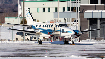 C-GMAG - Beechcraft A100 King Air - Grondair