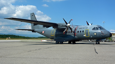 156 - CASA CN-235M-200 - France - Air Force