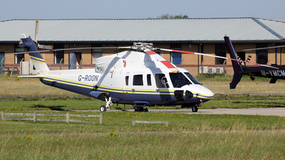 A picture of GROON - Sikorsky S76C2 - [760781] - © DarrenWilson