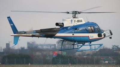 F-GRAA - Eurocopter AS 350B3 Ecureuil - Réseau Transport Eléctricité