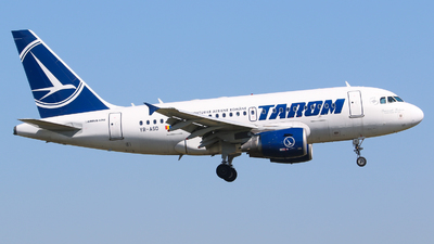 A picture of YRASD - Airbus A318111 - Tarom - © Johannes Wirl