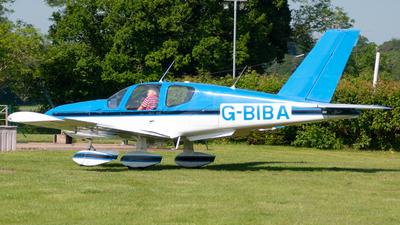 G-BIBA - Socata TB-9 Tampico - Private