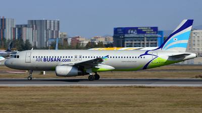 HL8055 - Airbus A320-232 - Air Busan