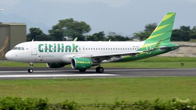 A picture of PKGLX - Airbus A320214 - Citilink - © Fahmun