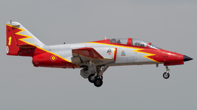 E.25-21 - CASA C-101EB Aviojet - Spain - Air Force