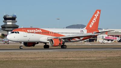 OE-IZE - Airbus A320-214 - easyJet Europe