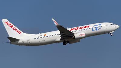 EC-IDA - Boeing 737-86Q - Jet2.com