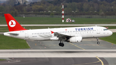 TC-JLL - Airbus A320-232 - Turkish Airlines