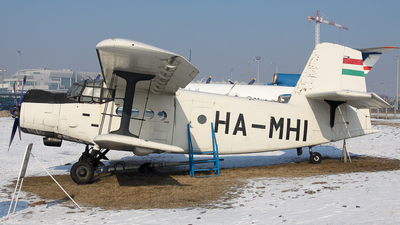 HA-MHI - Antonov An-2 - Untitled