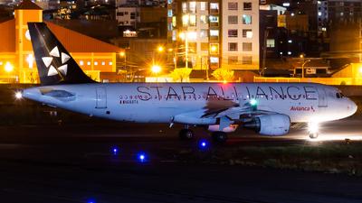 N688TA - Airbus A320-214 - Avianca
