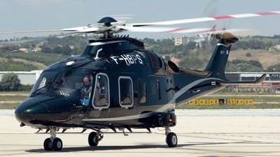 F-HBPS - Agusta-Westland AW-169 - Private
