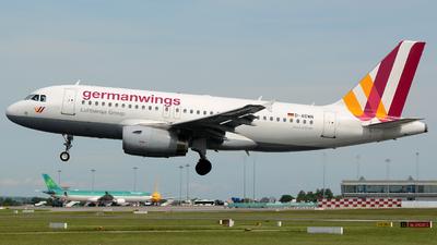 D-AGWN - Airbus A319-132 - Germanwings
