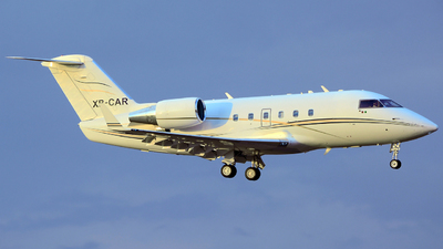 XB-CAR - Bombardier CL-600-2B16 Challenger 601-3A - Private
