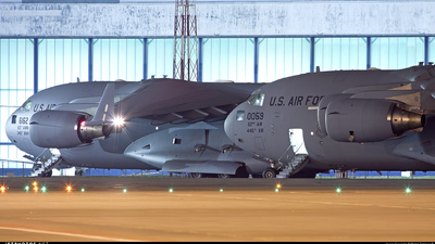 99-0059 - Boeing C-17A Globemaster III - United States - US Air Force (USAF)