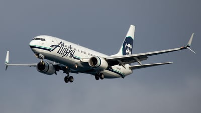 N546AS - Boeing 737-890 - Alaska Airlines