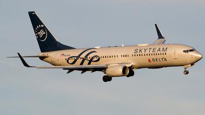 N3761R - Boeing 737-832 - Delta Air Lines