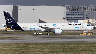 D-AVXP - Airbus A321-271NX - Lufthansa