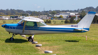 VH-HCC - Cessna 152 II - Private