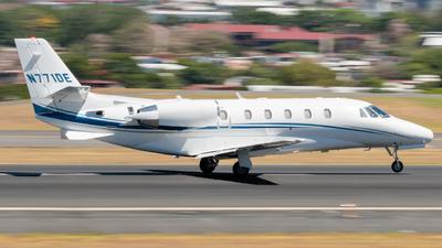 A picture of N771DE - Cessna 560XLS Citation Excel - [5605591] - © Alfredo La Red