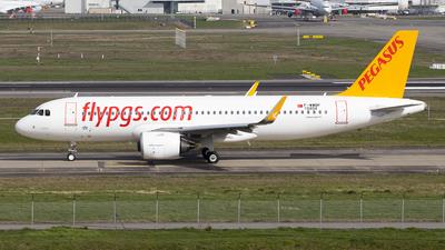 F-WWBP - Airbus A320-251N - Pegasus Airlines
