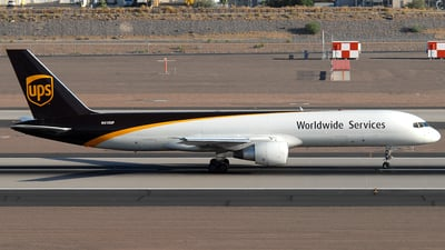 N410UP - Boeing 757-24A(PF) - United Parcel Service (UPS)