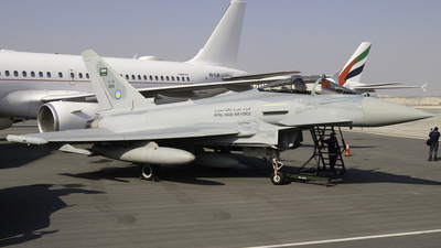 1009 - Eurofighter Typhoon EF2000 - Saudi Arabia - Air Force