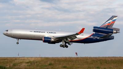 VP-BDR - McDonnell Douglas MD-11(F) - Aeroflot Cargo