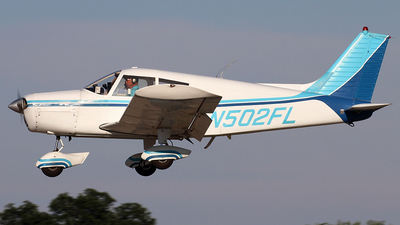 N502FL - Piper PA-28-140 Cherokee - Private