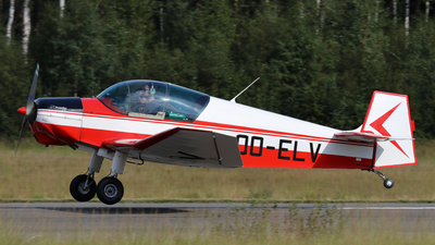 OO-ELV - Jodel D112 - Private