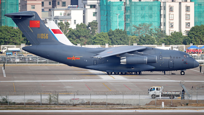 11056 - Xian Y-20 - China - Air Force