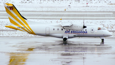 HB-AEE - Dornier Do-328-110 - Air Engiadina