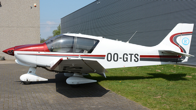 OO-GTS - Robin DR400/140B Dauphin - Royal West Aviation Club