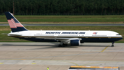 N768NA - Boeing 767-36N(ER) - North American Airlines