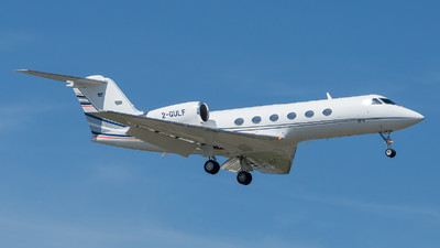 2-GULF - Gulfstream G-IV - Private