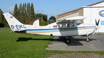 D-EIKC - Cessna P210N Pressurized Centurion II - Private