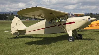 N5723H - Piper PA-16 Clipper - Private