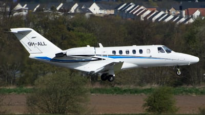 9H-ALL - Cessna 525A CitationJet 2 - Private