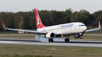 TC-JYL - Boeing 737-9F2ER - Turkish Airlines