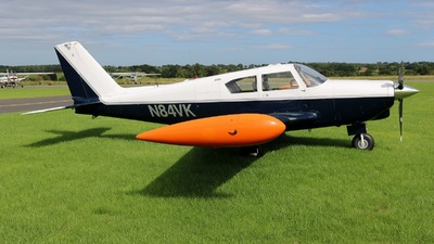 N84VK - Piper PA-24-250 Comanche - Private