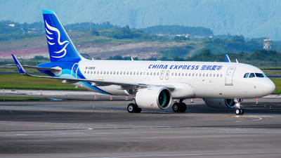 B-30F5 - Airbus A320-271N - China Express Airlines