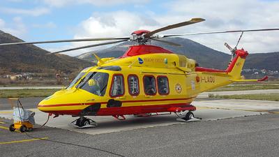 A picture of ILAQU - AgustaWestland AW139 - Babcock MCS Italia - © Fabrizio Pescara