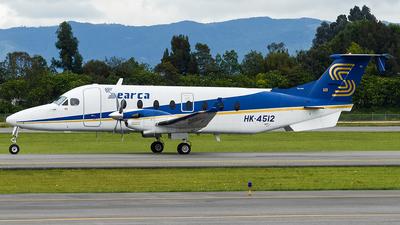 HK-4512 - Beech 1900D - Searca - Servicio Aéreo de Capurgana
