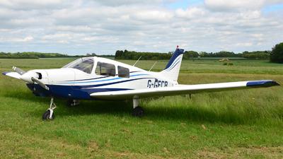 A picture of GGFCB - Piper PA28161 - [2841101] - © Adam Loader